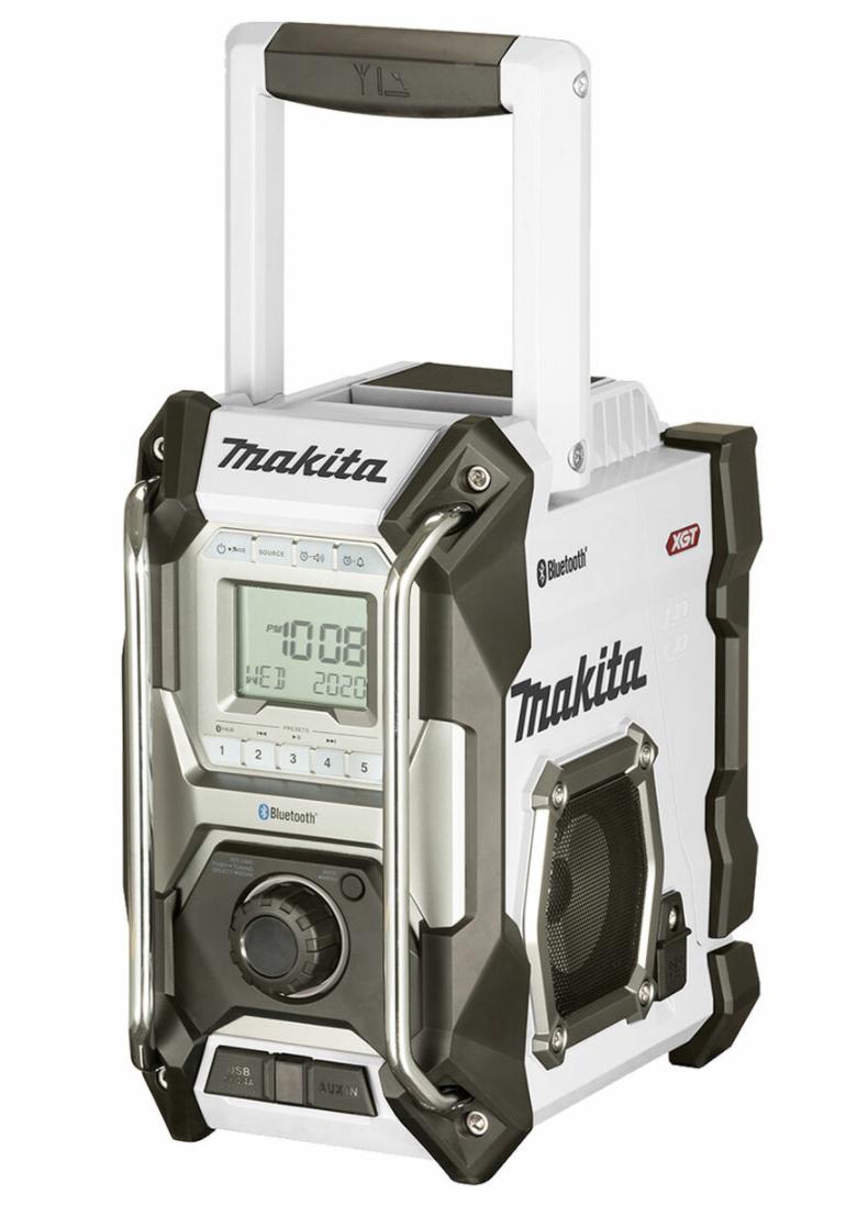 Makita MR002GZ01 XGT 220v & 18v-40v Li-ion Jobsite Site Radio With Bluetooth **Battery not included*