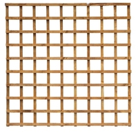 Trellis Pressure Treated 1.83m(W) x 1.83m(H) Green