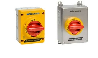 Katko Enclosed Isolators