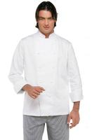 Chefs 100% Cotton Jacket | White - 101
