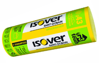 ISOVER G3 TOUCH  SPACESAVER INSULATION ROLL 100MM - 1160MM X 9170MM - 10.64M2 (PRE CUT 3 X 386MM)