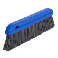 Detectable bread flour brush - stiff PBT bristle, 300mm, blue