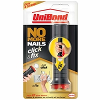 UNIBOND NO MORE NAILS CLICK & FIX