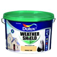 Dulux Weathershield Harvest time 10L