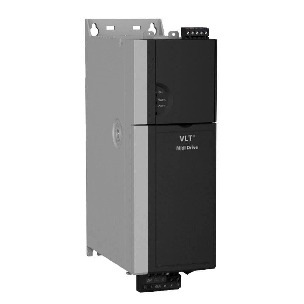 Danfoss 134U2986 Midi Drive FC280 7.5 kW/10 HP, 380-480 VAC,