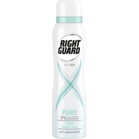 Right Guard Xtreme Women Pure Aerosol 150ml