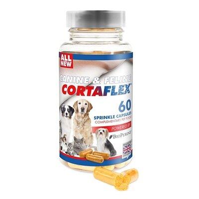 Equine America Canine & Feline Cortaflex 60 Sprinkle Capsules