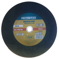 FALCOM 300x3x20MM 12'' STEEL CUTTING DISCS FLAT