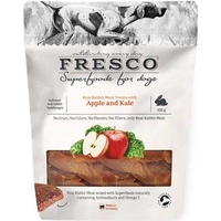 Fresco Superfoods Dog Treats Rabbit Apple & Kale 100g x 1