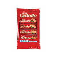 Tadelle Hazelnut Wafers With Hazelnut  30gr