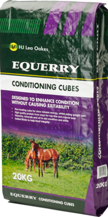 Equerry Conditioning Cubes 20kg