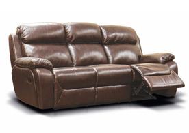 Carson Leather Sofa