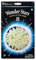 Wonder Stars (50 per pack). (Priced in singles, order in multiples of 6)