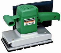 Hitachi Sander 240v Orbital SV12SD