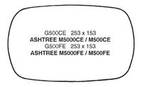 G500FE MIRROR GLASS