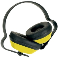 J MUFF EAR DEFENDERS YELLOW EN 352-1