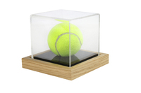 Acrylic Box For Tennis Ball Display cases