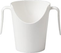 Nose Cup White 225ml - Two Handles