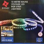 10M LED REEL PACK,RGB