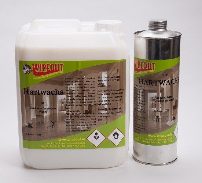 Hardwood Floor Wax