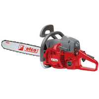 EFCO 62cc Petrol Chainsaw for professional use