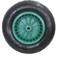 Spare Wheel for Wheel2 (Plastic Green Barrow 75lt)
