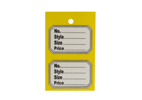 Tags & Tickets