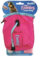 Coachies Puppy Treat Bag Pink x 1