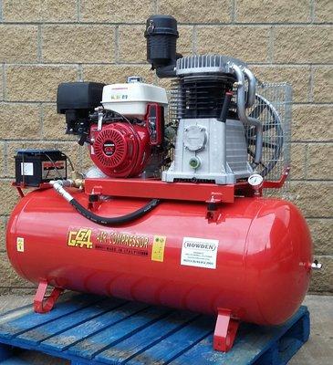 GGA 270L Compressor Honda 13hp K/Start 04461