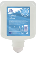 Refresh Clear Foam 1ltr