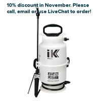 Industrial Sprayer, hand pressurised, 5 litre