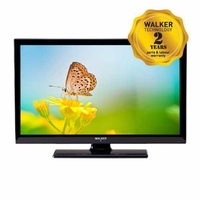 "Walker 28"" HD Ready Ultraslim LED TV - Saorview Approved"