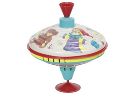 traditional spinning top toy