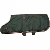 """Outhwaite Dog Coat Padded Lining 22"""" Green x 1"""