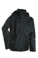 FOX7057 FOX Waterproof Breathable Jacket Black