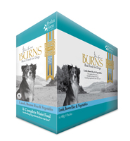 Burns Pouch Adult Dog - Lamb 400g x 6