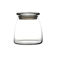 Vibe Jar & Lid 80cl 11cm High x 11.5cm Dia Carton of 6