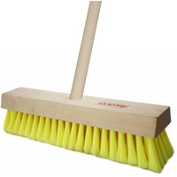 Den Nylon Broom Very Soft C/W Handle