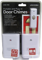 Portable & Plug In Door Chime - Twin Pack  - 62196
