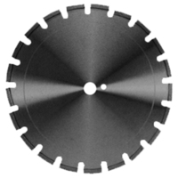 Diamond Disc 300mmx20mmx12mm Asphalt
