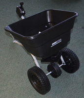 OHIO 80LB TOWABLE BROADCAST SPREADER - NEW - 80TBS