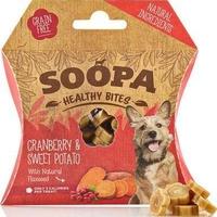 Soopa Healthy Bites - Cranberry & Sweet Potato 50g x 1
