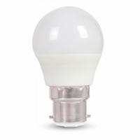 5.5W G45 LED Bulb 3000K B22