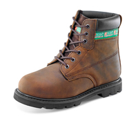 Goodyear Welted Safety Boot Brown Size 8