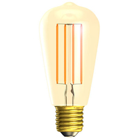Bell 4W LED ES Vintage Squirrel Amber Dimmable