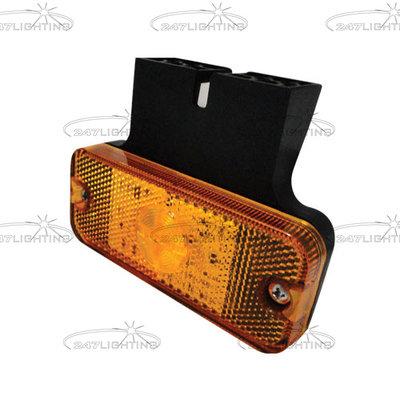 LED Amber Side Marker Lamp (Amber / Red / White Options)