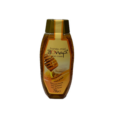 Bonopi Squeezable Clear Honey 750gr