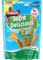 Bakers Dental Delicious - Large Chicken 7 Stick x 6