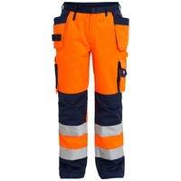 Engel EN 20471 Trousers With Hanging Tool Pockets