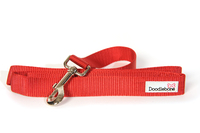 Doodlebone Bold Nylon Lead 20mm x 1.2m - Red x 1